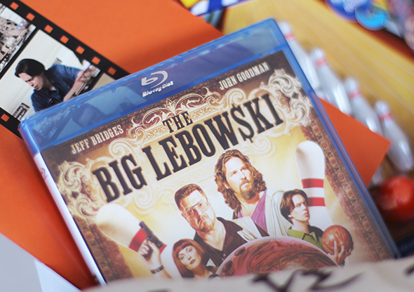 Dvd Blue Ray The Big Lebowski Box