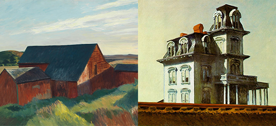 Edward Hopper Granges