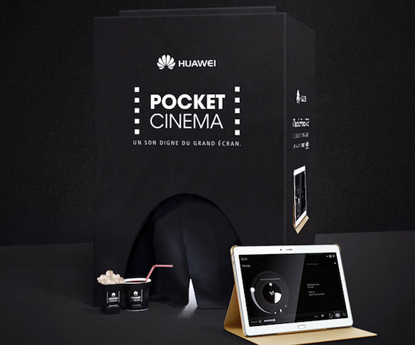 Huawei Pocket Cinema Box