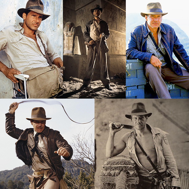 Indiana Jones Costume Harrison Ford