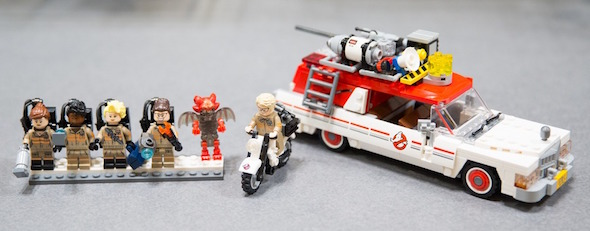 Lego Ghostbusters 3 2016 Ecto