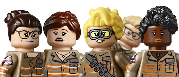 Lego Ghostbusters 3