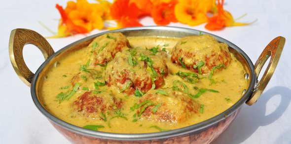 Malai Kofta Korma The Lunchbox Retouche