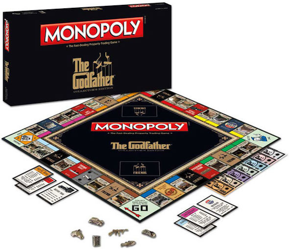 monopoly godfather cinema