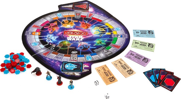 Monopoly Star Wars 7