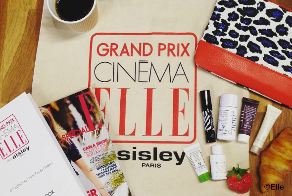 Paris Cine Ma Grand Prix Elle Ugc Convention Magazine