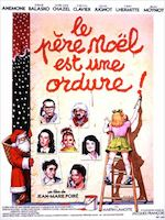 Pere Noel Affiche