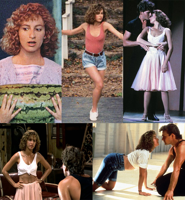 Style Jennifer Grey Dirty Dancing