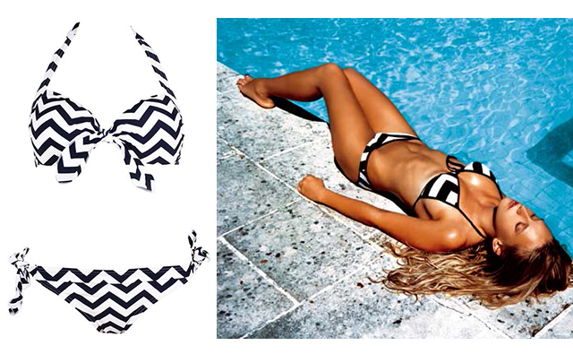 Swimming Pool Ludivine Sagnier Maillot