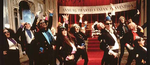 Time Warp Rocky Horror Picture Show 1975